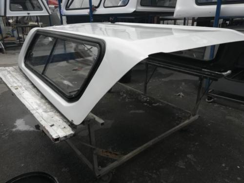 Corsa old shape Bobaas Lowline Half door Canopy