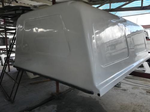 Kia K2700 Workhorse / Hyundai Half door Blank side Beekman Canopy