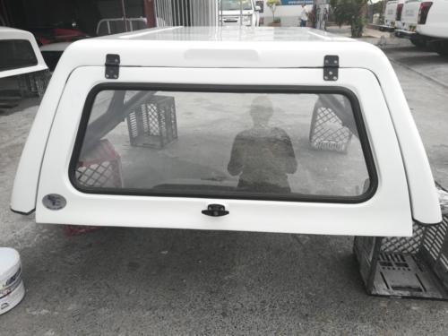 Ford T6 LWB Fenix Canopy